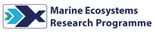 Marine Ecosystems Research Programme Logo