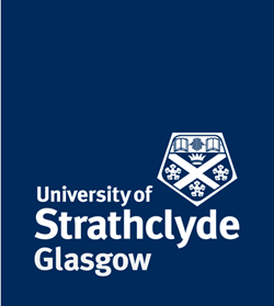 University of Strathclyde (UoS) logo