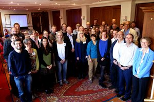 Attendees of MERP's Annual Science Meeting 2016 in York